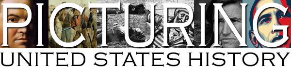 Picturing United States History Logo