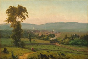 [Figure 4: George Inness, The Lackawanna Valley c. 1856, National Gallery of Art, Washington, DC]