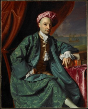 Nicholas Boylston (1716-1771), 1767 John Singleton Copley, American, 1738-1815, oil on canvas Source: Harvard Art Museum, Fogg Art Museum, Harvard University Portrait Collection